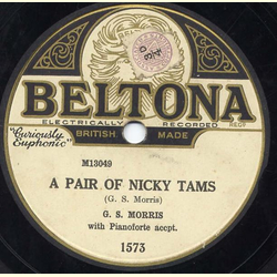 G.S. Morris - A Pair of Nicky Tams / The Muckin o Geordies Byre