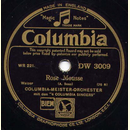 4 Columbia Singers - Rose Mousse/Mein Traum