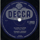 Tommy Steele - Water Water/A Handful of Songs