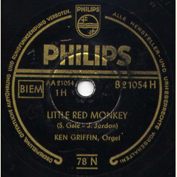 Ken Griffin,Orgel - Little Red Monkey/April in Portugal