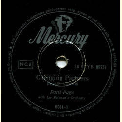 Patti Page / Al Morgan - Changing Partners / Say You Do