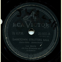 Lou Monte - Darktown Strutters Ball / I Know How You Feel