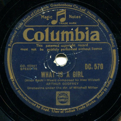 Arthur Godfroy - What is a Boy / What is a Girl