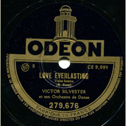 Victor Silvester - Faithful Forever / Love Everlasting