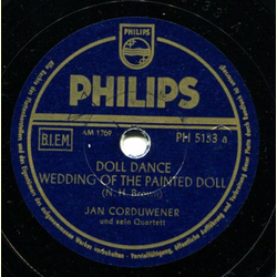 Jan Corduwener Quartet - Doll Dance Wedding of the Painted Doll