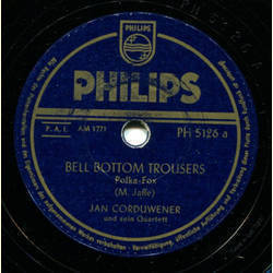 Jan Corduwener Quartett - Bell Bottom Trousers / Trifle