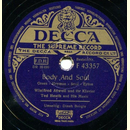 Winifred Atwell und ihr Klavier - Body and Soul / Dinah...