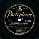 Roberto Inglez and His Orchestra - The Armadillo / Have...