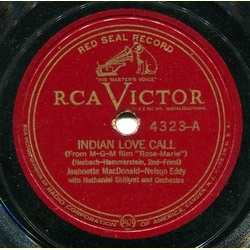 Jeannette MacDonald & Nelson Eddy - Indian Love Call / Ah! Sweet Mystery of Life