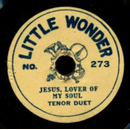 Tenor duet with Orchestra - Jesus, Lover of My Soul