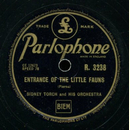 Sidney Torch Orch. - Entrance of the Little Fauns /...