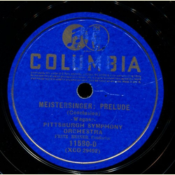 Pittsburgh Symphony Orchestra - Meistersinger, Prelude