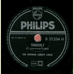 The Norman Luboff Choir - Laura / Tenderly