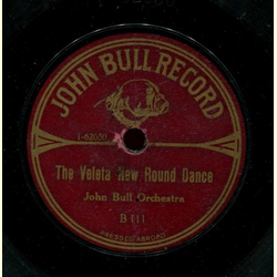 John Bull Orchestra - The Valeta New Round Dance / Waltz from the Pink Lady