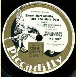 Comedy Six-Eight (Vocal Refrain) - Eleven More Months and Ten More Days, Part I / Part II