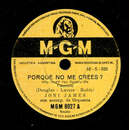 Joni James - Porque no me Crees? (Why dont You Believe...