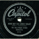 The Hollywood Studio Orchestra - None But the Lonely...