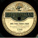 Guardsman Vocal Quartett - One-Two-Three-Four / Coral...