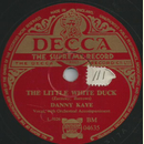 Danny Kaye - The little white duck / The thing