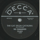 The Commanders - The cat from Catalina / The monster
