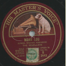The Revellers - Mary Lou / In a little spanish Town