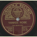 The Revellers - Yankee Rose / So blue