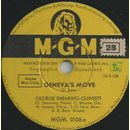 George Shearing Quintett - Genevas move / As long as...