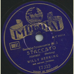 Willy Berking - Staccato / Legato