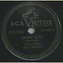 Illinois Jacquet - Adams Alley / Black Velvet