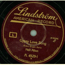 Nell Allen - Gypsy Love Song /Indian Love call