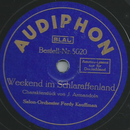 Salon-Orchester Ferdy Kauffman - Weekend im...
