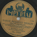 Reginald Dixon - Dixon Request Medley