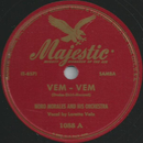 Noro Morales and his Orchestra, Loretta Vale - Vem-Vem /...