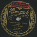 Jerry Gray - Stormy Weather March / Carioca