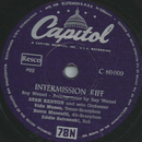 Orchester Stan Kenton - Intermission Riff / The Peanut...