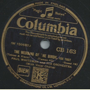 Paul Whiteman and his Orchestra - The Wedding of the...