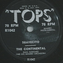 Raul Sanchezand his Mambo Orchestra - a) Suavecito b) The...