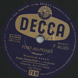 Cyril Stapleton / Winifred Atwell - The Italien Theme / Port-au-Prince
