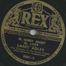 Larry Adler - a) Goody Goody b) Lost / c) You hit the...