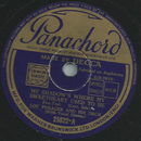 Lou Preager and his Orchestra - My shadows where my...