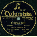 Layton & Johnstone - In Buenos Aires / That certain feeling
