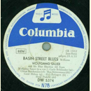 Wolfgang Sauer - Basin Street Blues / For you my Love