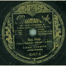 Lionel Hampton - Rag Mop / For You My Love