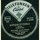 Billy May - Unforgettable / Silver and Gold
