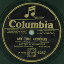 Layton und Johnstone - Any time anywhere / Shepherd of...