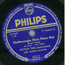 Hotcha Trio - Chattanoogie Shoe Shine Boy / Rag of Rags