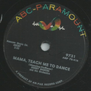 Bobby Madera - Mama, teach me to dance / Watch your Step