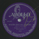 Pancho and his Orchestra - Walter Mitchell Rhumba / Quita...