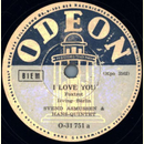 Svend Asmussen - I Love You / Alexanders Ragtime Band
