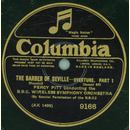The B.B.C. Wireless Symphony Orchestra - The Barber of...